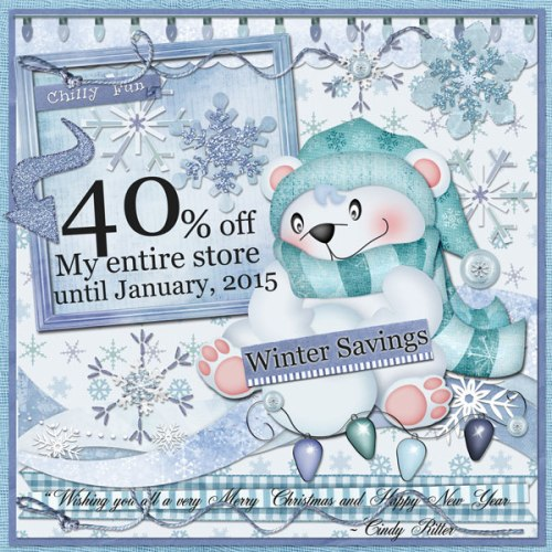 Winter40%OFF